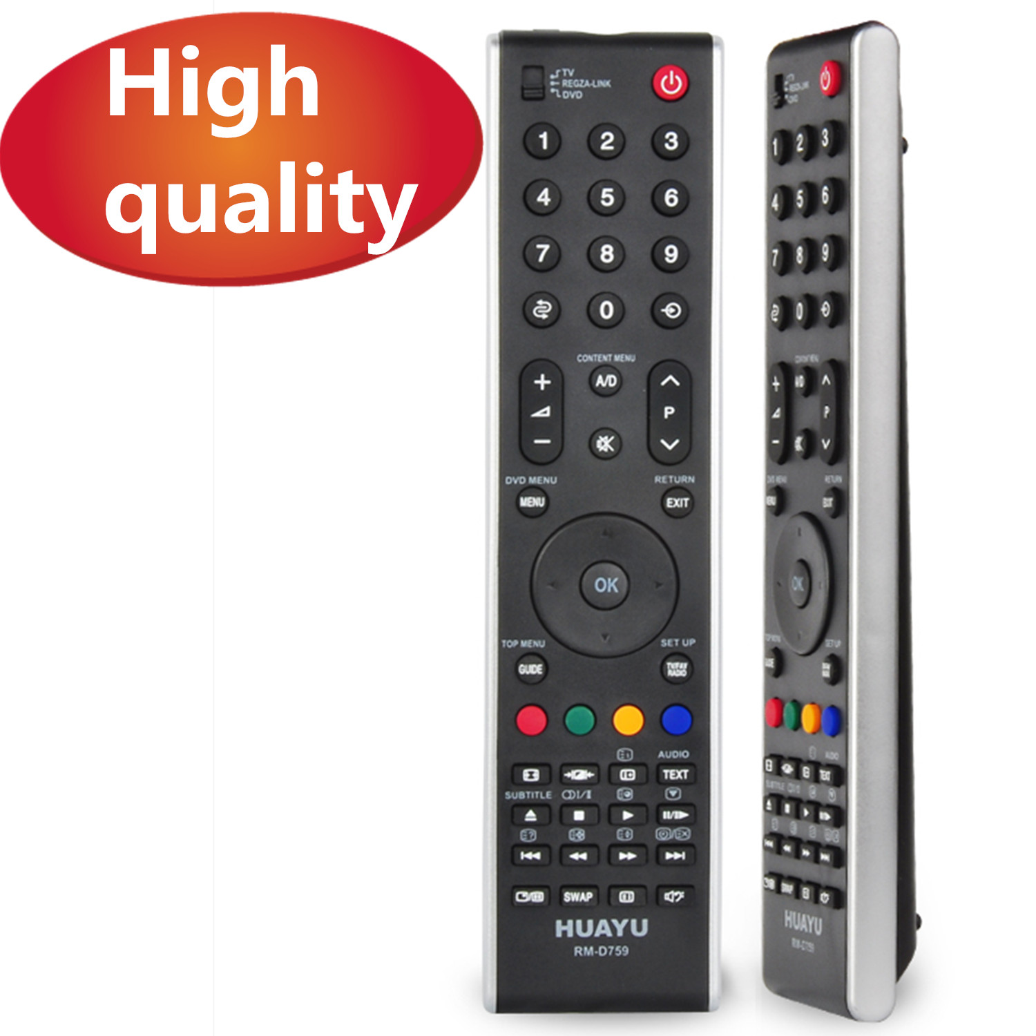 New remote control for toshiba lcd tv ct 90301 ct 90288 ct 90287.