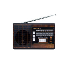 XHDATA D-36 FM / AM / SW 3 Band Radio with MP3-Music-Player