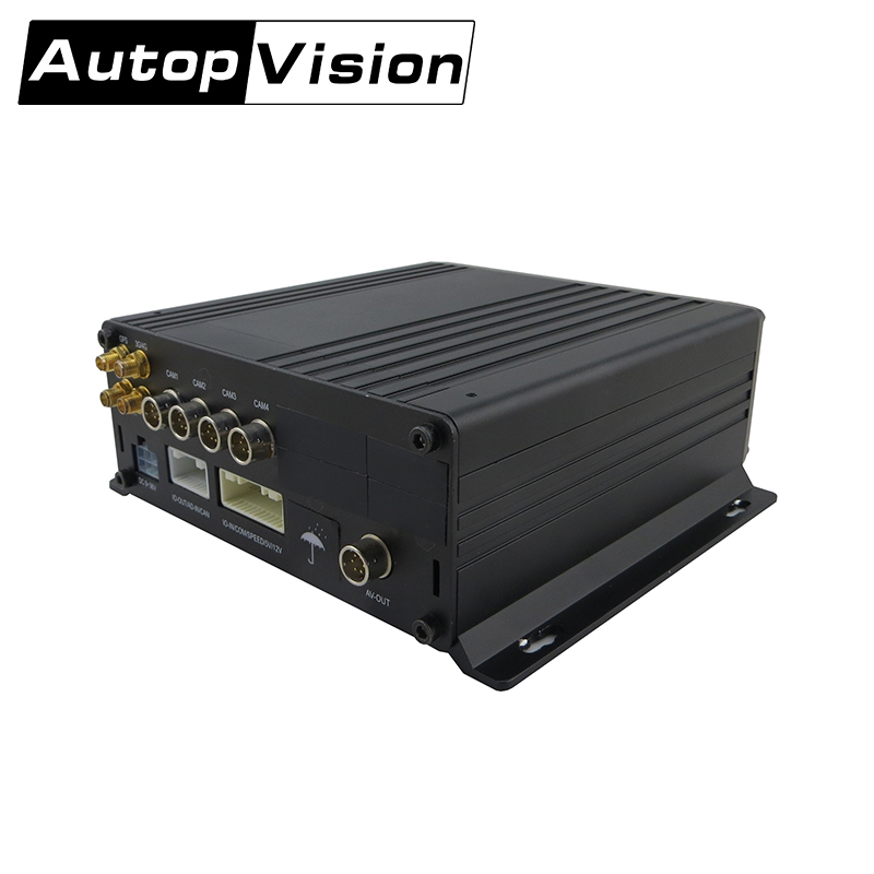 MDR9204 free shipping Mega Pixels HD HDD MOBILE NVR 4H network video recorder ,4-channel NVR ,indoor outdoor security camera