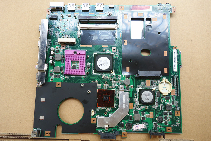 ФОТО For asus X61S F50SL REV:2.1 laptop motherboard/mainboard Professional wholesale,100% Tested ok,Free shipping