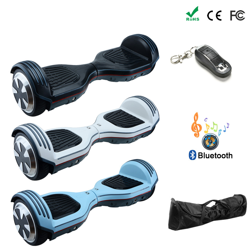 Christmas Gift Hoverboard Electrico Patin Electrico Hoverboard 6.5 Inch Self Balancing Scooter Overboard Balance Board Volante