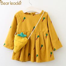 Bear Leader Baby Girls Dress Set