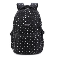 Fashion school backpack for teenage girls children school bags kids baby bags orthopedic backpack Laptop Travel Bags for Teenage