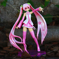 Anime Hatsune Miku Sakura Miku 1/10 Scale Painted Figure PVC Figure Collectible Toy 16CM CVFG101