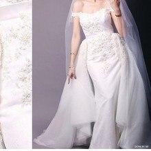 SexeMara 2018 robe de mariee A-line Sleeveless dresses