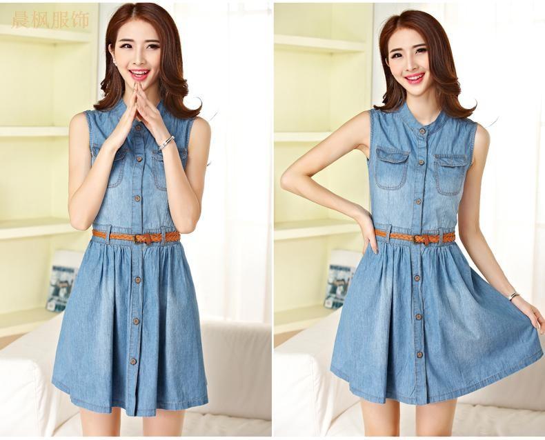 78147db87cb 2015 New Girls Summer Dress Sleeveless Elegant Bodycon Short Thin ...