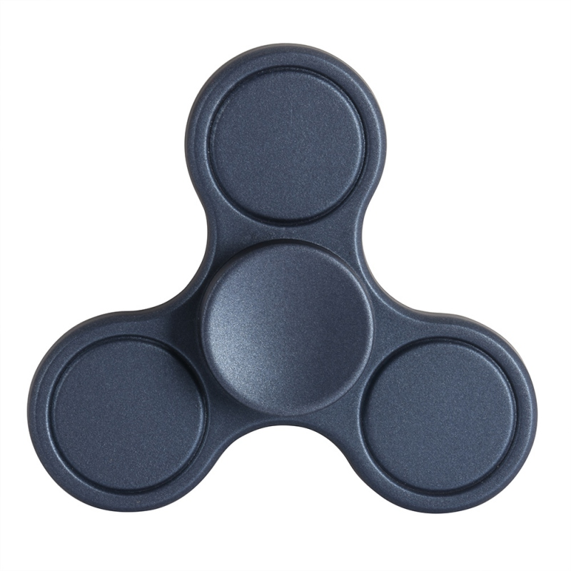 Fidget Spinner Matte Tri-Spinner Fidget Toy Plastic EDC Hand Spinner For Autism and ADHD Rotation Time Long Anti Stress Toys creative ceramic tri spinner fidget toy edc hand spinner for autism and adhd stress relieve toy rotation time beyond 6 minutes