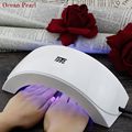 SUN11s 42W UV Lamp Nail Dryer LED Nail Lamp 18 PCS AUTO motion USB Double Light Lamp Curing for UV Gel Polish Nail Art Tools