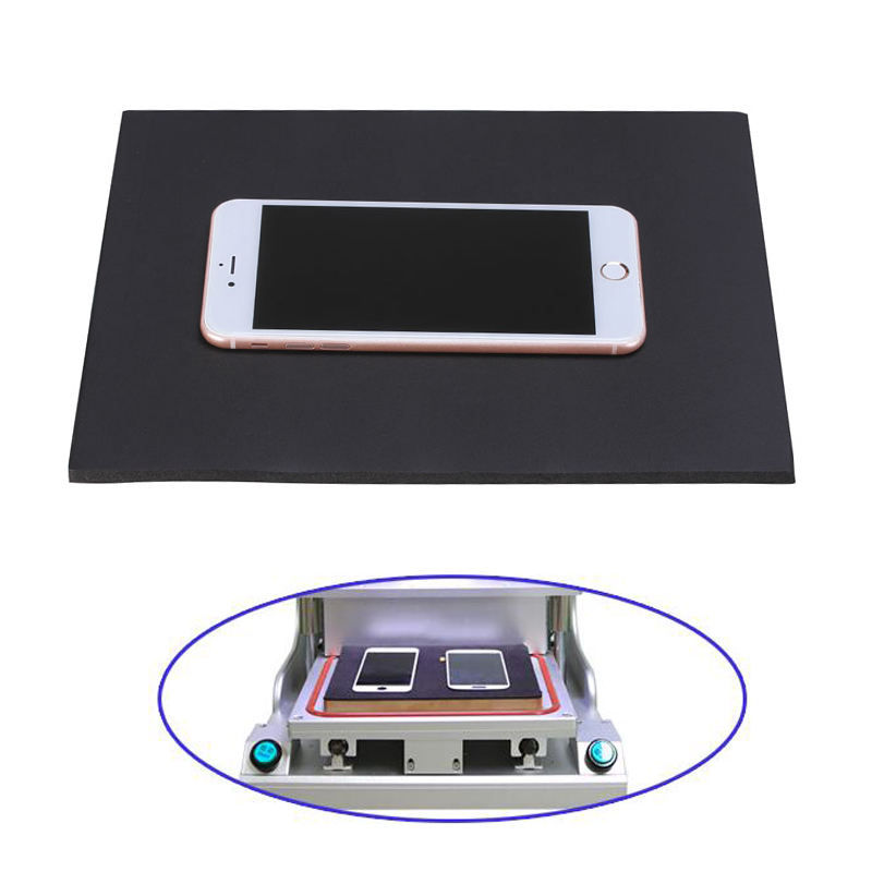 OCA Laminating Machine Sponge Mat LCD Touch Screen Separator Repair Tools Universal Laminating Pad For IPhone Samsung