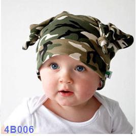 2017 baby caps Beanie striped hats chapeau headgear Skull Cap