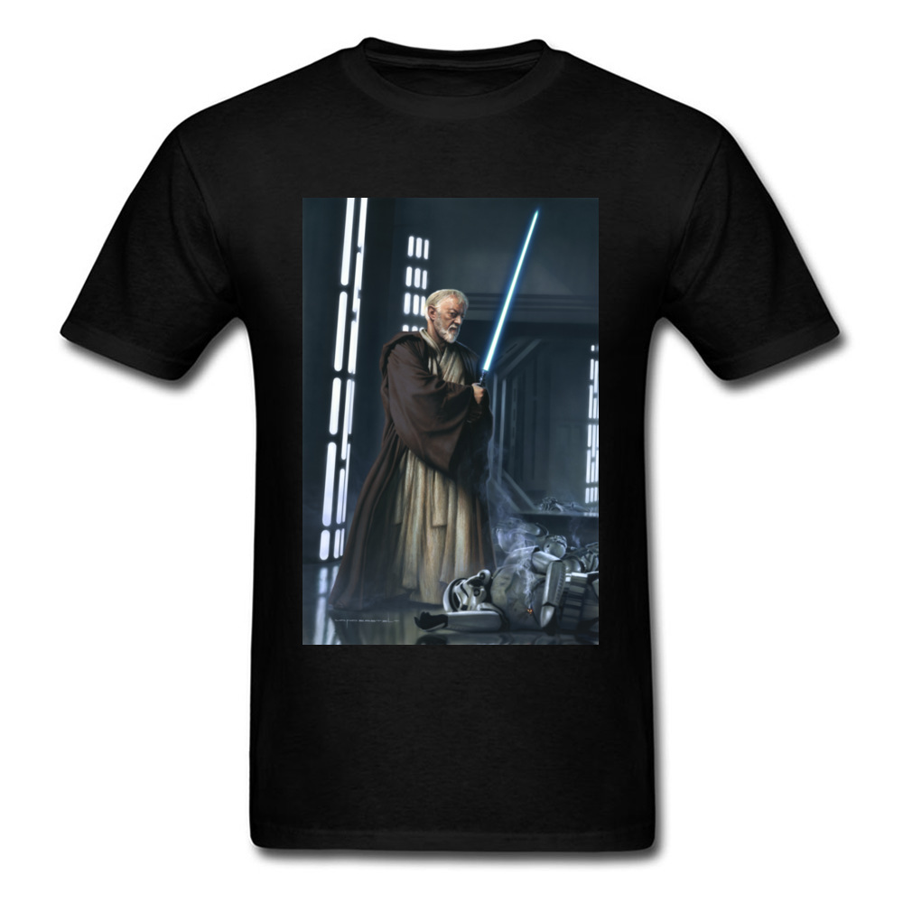Obi Wan Kenobi for President 2016 Star Wars Men/'s Tee  Shirt 1165