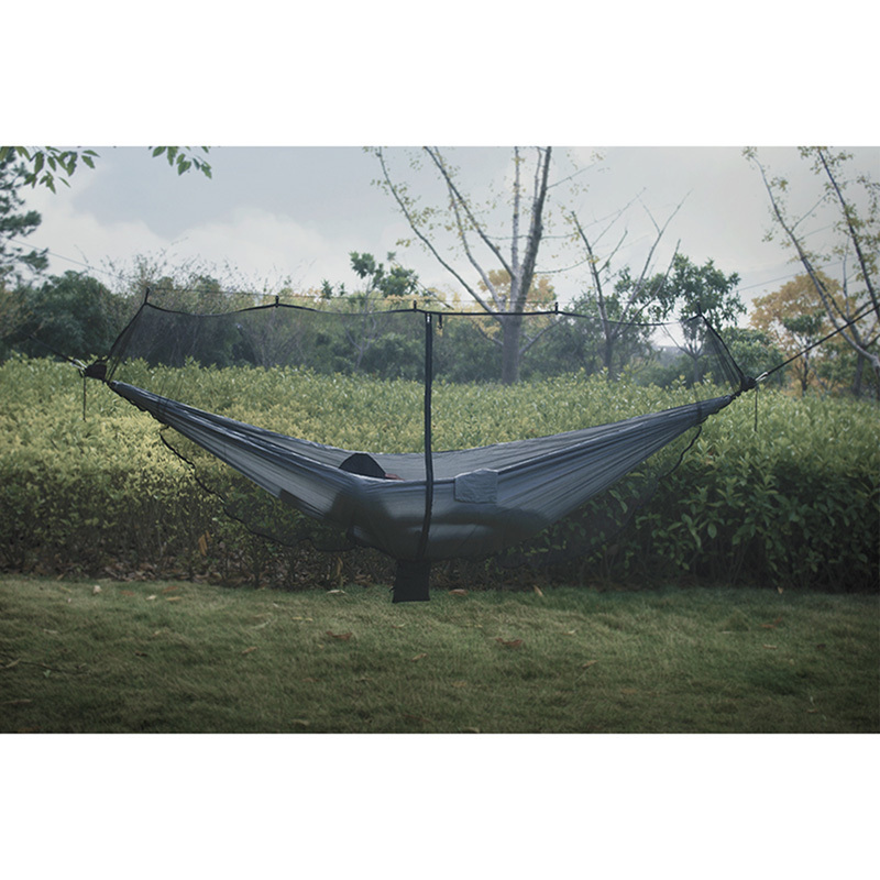 275g Ultralight Portable Hammock Mosquito Net For Outdoor Survival Nylon Material Anti-Mosquito Nets With 340*140cm Super Size 1pcs summer mosquito screens anti mosquito nets household doors and windows decoration screen mesh can be customized your size