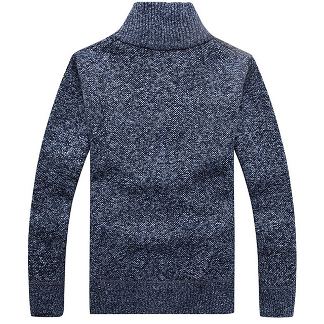 Cardigan men jacket cashmere+wool sweater Men 5