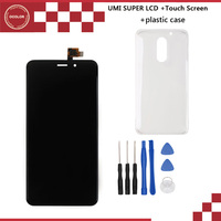 Umi Super LCD Display And Touch Screen Assembly Repair Part 5 5 Inch Mobile Accessories For