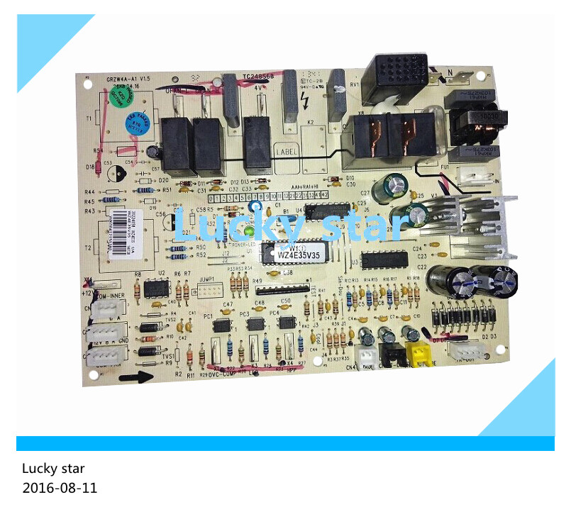98% new for Gree Air conditioning computer board circuit board WZ4E35V35 30224058 GRZW4A-A1 good working98% new for Gree Air conditioning computer board circuit board WZ4E35V35 30224058 GRZW4A-A1 good working