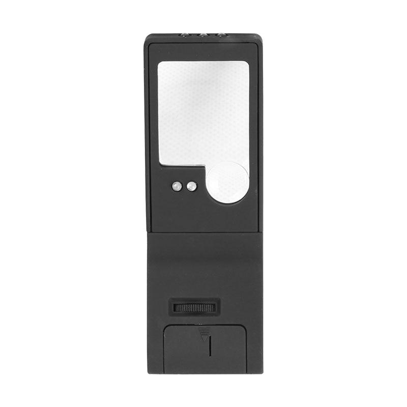 Multifunktsionaalne kompaktne suurendusklaas 3X / 10X 6 LED- ja - Mõõtevahendid - Foto 2
