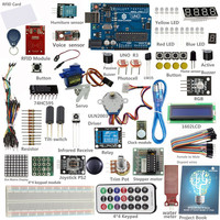 SunFounder Starter RFID Learning Kit For Arduino Beginner From Knowing To Utilizing Including UNO R3 Board