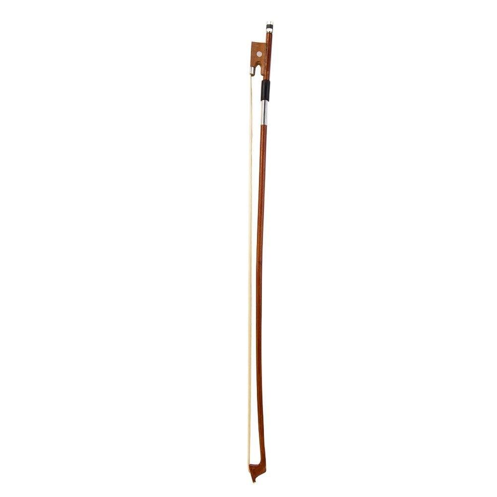 SYDS plná velikost 4/4 hřebík houslový luk housenka hnusná - Hudební nástroje