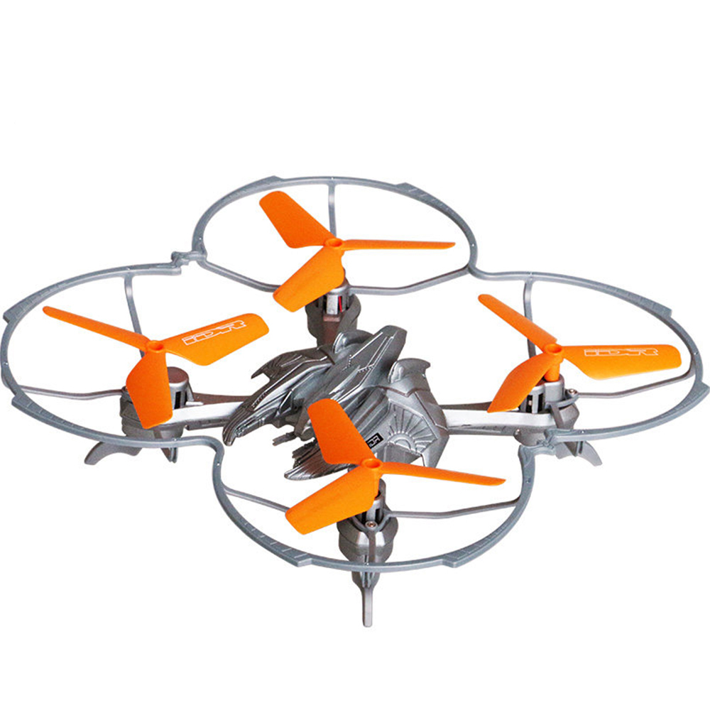 2018 New RC Drone Dron With Headless Mode 6-Axis Gyroscope 360 Degree Flip Remote Control RC Helicopters Drones Toys Kids Gifts 360 degree eversion mini radio control 4 ch hexrcopter w gyroscope black orange blue