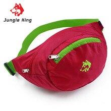 Jungle King 2017 outdoor mountain riding pocket folding 5 color nylon waterproof Sport fishing running bag unisex 6L Item bag стоимость