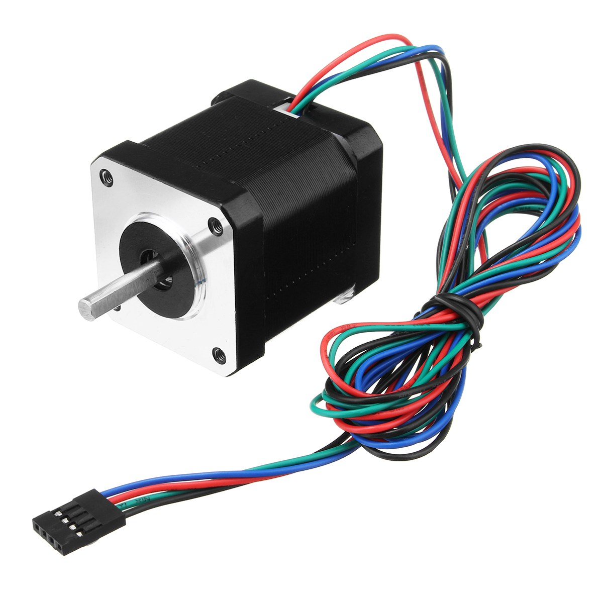 1 pcs Brand New High Quality DC Motor Mechanical End Stop Endstop Limit Switch With Cable Stepper Motor for 3D Printer formulamod pci 6pin motherboard power extension cable 18awg 6pin extension cable for water cooling computer fmpci6p c
