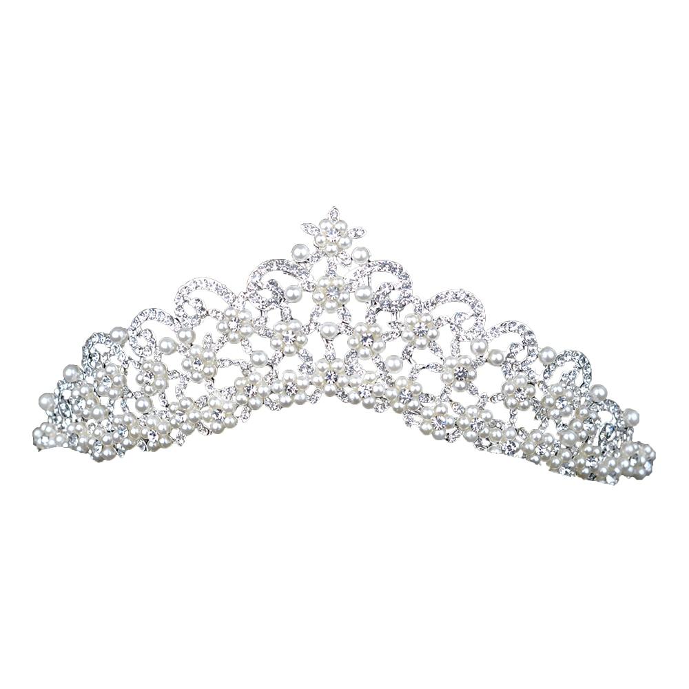 Terbaik Jual Perhiasan Pengantin Mahkota Tiara Rambut Pernikahan Jepit Buaya Besar 55 Cm Per Pack  Grosir Bridal Aksesoris