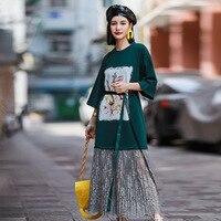 women dress tshirt dress summer dress mesh dress Patchwork lace bottom