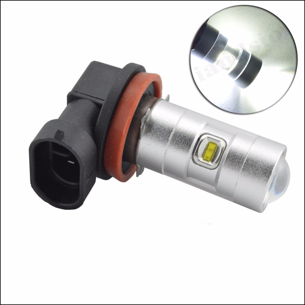 2x H7 H11 9006 Car Fog Driving Light CSP 84W LED Bulb For Nissan Qashqai Juke Almera X-trail Tiida Note Primera Pathfinder Micra