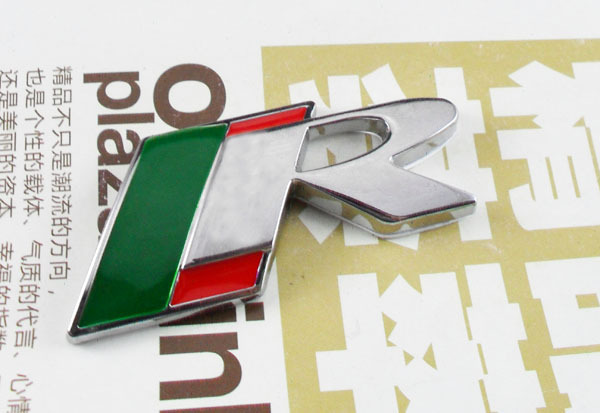 Auto Metal R for JAGUAR XF XFR XK XKR SUPERCHARGED Rear Emblem Badge Sticker jaguar jaguar for men edt spr