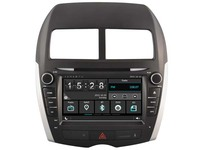 FOR MITSUBISHI ASX 2010 2011 CAR DVD Player Car Stereo Car Audio Head Unit Capacitive Touch