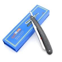 Straight Razor Folding razor Shaving razors Gold dollar High level stainless steel blade Model 208 with gift box 10 PCS/LOT NEW