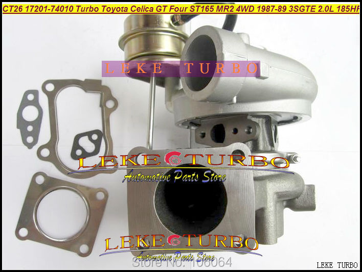 CT26 17201-74010 17201 74010 1720174010 Turbo Turbocharger For TOYOTA Celica GT Four ST165 4WD 1987-89 3S-GTE 3SGTE 3SG-TE 2.0L toyota celica модели 2wd