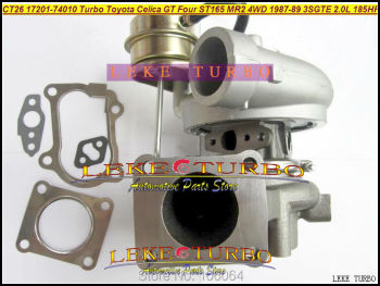 Envío Gratis cartucho Turbo CHRA Core CT12B 17201-58040, 17201, 58040  turbocompresor para TOYOTA