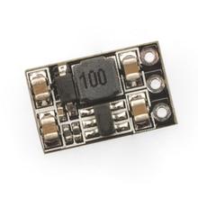 F18991 DC-DC усилитель напряжения 1S Lipo 3,7 в до 5 В синхронный повышающий преобразователь модуль Выход 500 мАч для матового FPV гоночного дрона