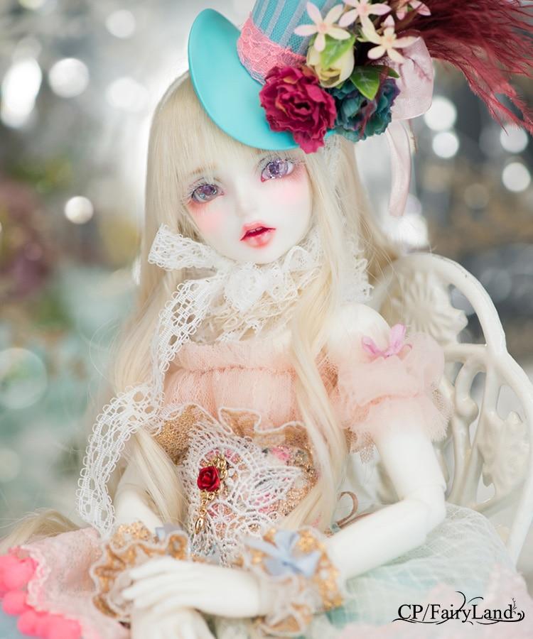 1//4 BJD Doll SD Doll Sophia Free Face Make UP+Free Eyes