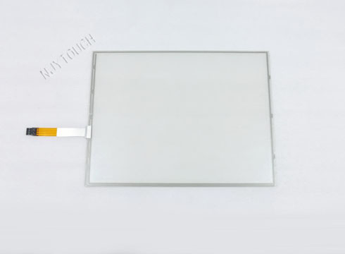 ФОТО Free Shipping 15.6 Inch 5 Wire Resistive Touch Screen Panel For 15.6