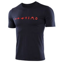 Shazam T shirts Men Anime Shirt 2019 New Summer Fashion Short Sleeve Tops Cotton Lycra Gym Clothing For Male