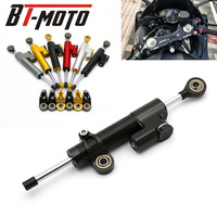 Universal Aluminum CNC Motorcycle Steering Dampers Stabilizer For Yamaha YZF R1 YZF R 1 1998 2001 1999 2000