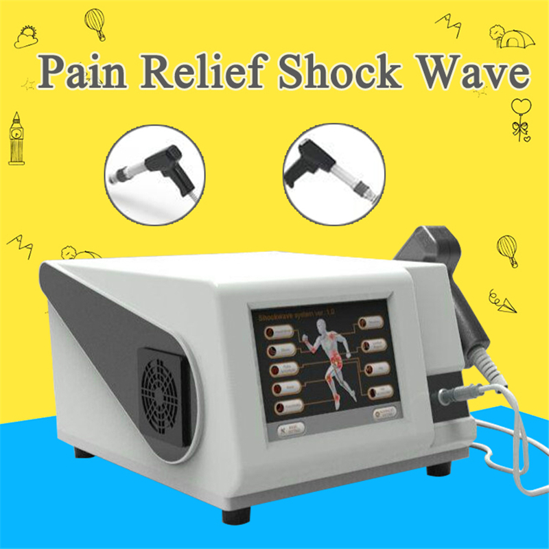 Shock Wave Therapy Extracorporeal Pulse Activation Technology Equipment Acoustic Shock Wave Physiotherapy For BOD Pain Medical