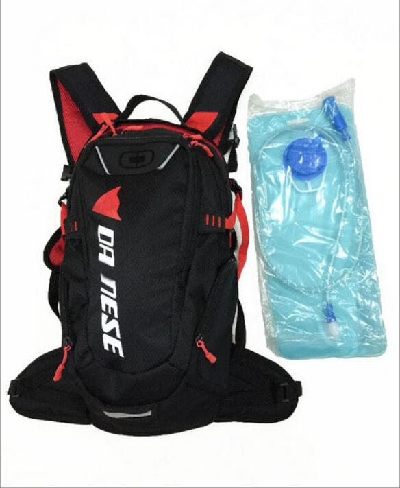 Wholesale new hydration backpack shoulder bag outdoor sports equipment knight riding off road package