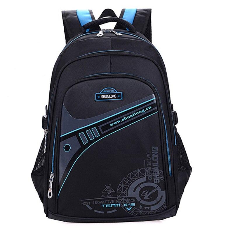 RUIPAI Elementary School Pick Children's Backpack Bag Large-capacity Based on Ergonomic Design of the Burden of Back Schoolbag vectorial capacity of ticks