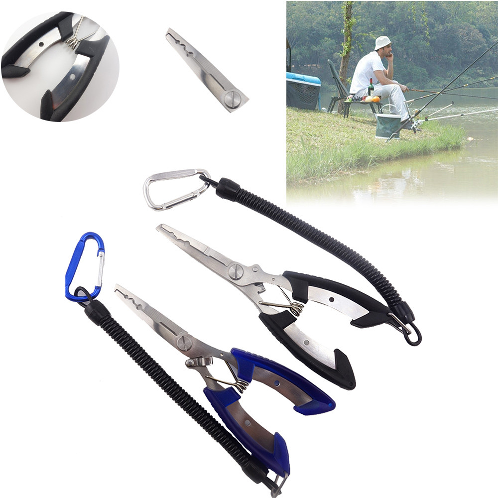 Fishing pliers fish tool holder saltwater fishing pliers for Fishing tool holder
