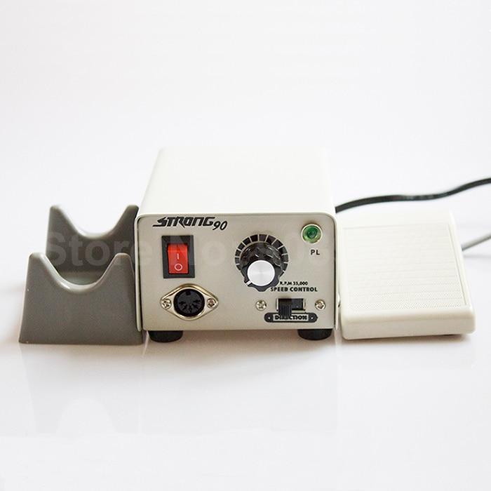 35K RPM E102S Mikrosilnik Proste nosezonony Kątnice Rękojeść do - Elektronarzędzia - Zdjęcie 4