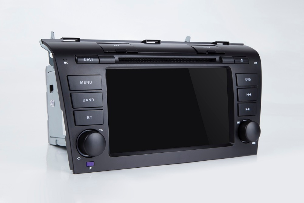 Fit für <font><b>Mazda</b></font> <font><b>3</b></font> 2004-2009 OTOJETA touchscreen <font><b>Android</b></font> 9.1 Auto DVD Head unit 32 gb rom 3G /4G autoradio GPS gerät image