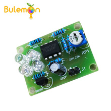 Welding Practice Fun Electronic Production Kit LM358 Breathi