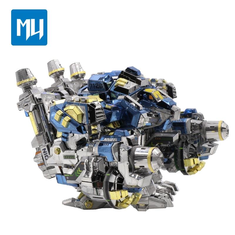 MU Thor Armour Terran robot de combat armé Assemblage de modèle en - Jeux et casse-tête - Photo 2