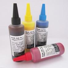 4 x 100 ML tinta de la sublimación para Epson ME30 ME360 ME300 ME oficina 70 360 80 W 700FW 600F 510 520