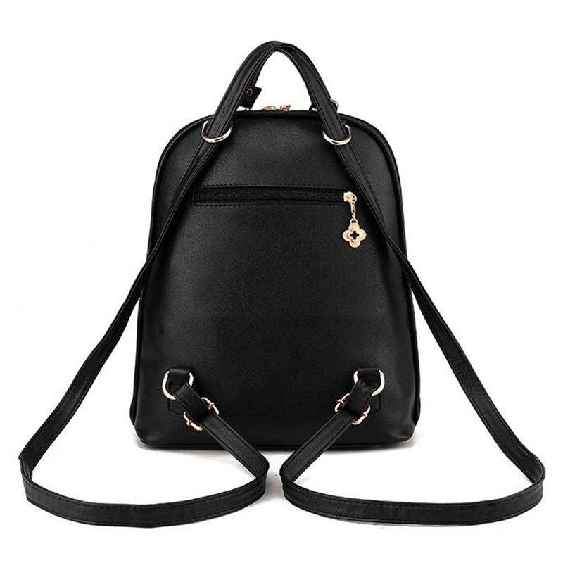 3c5ceb8de1 Vogue Star New Designer Women Backpack For Teens Girls Preppy Style School  Bag Pu Leather Backpacks Ladies High Quality Lb299