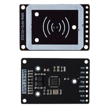 Mini Rc522 Rfid Sensor Module Card Reader Writer Module I2C Iic Interface Ic Card Rf Sensor Module Ultra Small Rc522 13.56Mhz #8