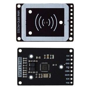 Image 1 - מיני Rc522 Rfid חיישן מודול כרטיס סופר קורא מודול I2C Iic ממשק Ic כרטיס Rf חיישן מודול Ultra קטן rc522 13.56Mhz #8